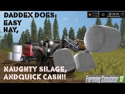 Straw or Bales :: Farming Simulator 17 General Discussions
