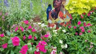 Prayerful Garden Art