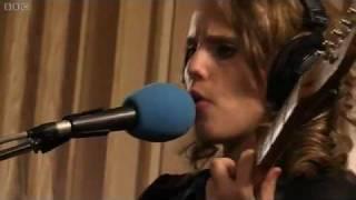 Anna Calvi Blackout BBC Radio 1 Live Lounge 2012