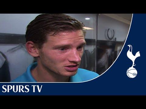 Spurs TV | Jan Vertonghen praises midfielders after Swansea win