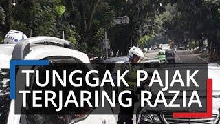 Mobil Mewah Tunggak Pajak, 114 Kendaraan Terjaring Razia Petugas Gabungan di Kota Bogor