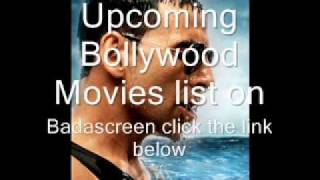 Upcoming Bollywood Movies list