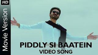 Piddly Si Baatein (Full Video Song) | SHAMITABH | Amitabh