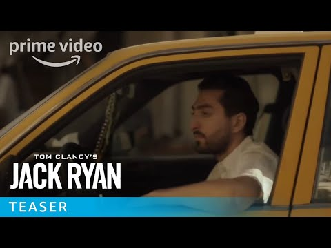 Jack Ryan (Teaser '$10 Bill')