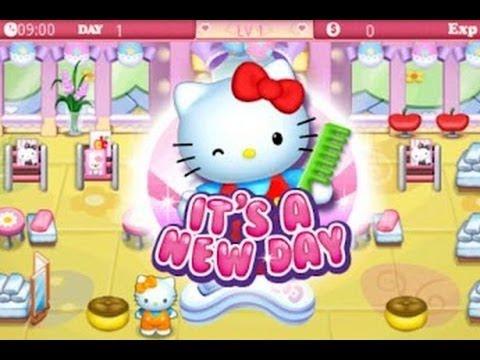 Vídeo do Hello Kitty Beauty Salon