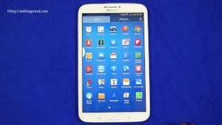 Samsung Galaxy Tab 3 8.0 8-inch 311 Review: Complete Unboxing, Hands-on, Performance