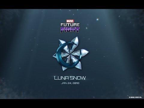 Marvel Future Fight — Luna Snow Music Video