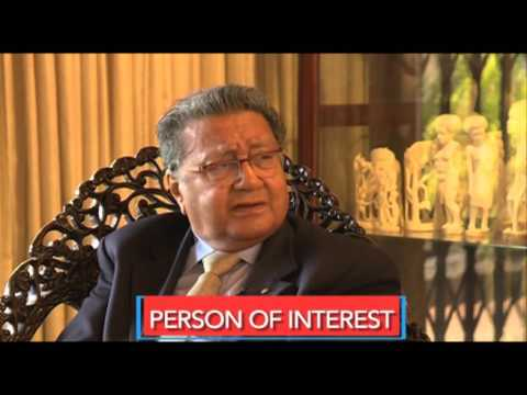 Person of Interest 6th December 2016 - [PROMO]- Manu Chandaria