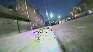 HBX Rampage FPV - Night time driving after installing lights