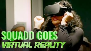 Trying Virtual Reality