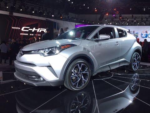 Toyota C-HR Redline: First Look