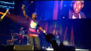 Dizzee Rascal -  Can't Tek No More (M.E.N Arena 05/03/2010)