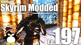 Getting My Damn Key Back, Callouts, Haven Bag - Skyrim Modded Ep 197
