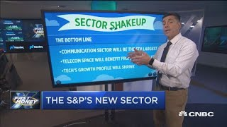 There's a new sector on the Street & Fast Money's Grasso breaks it down