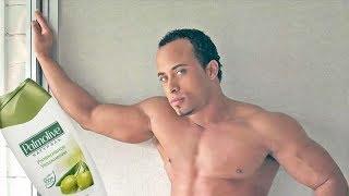 Рикардо Милос снялся в рекламе о палмолив мой нежный гель