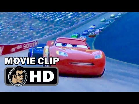 CARS 3 Movie Clip - Champ (2017) Disney Pixar Lightning McQueen Movie HD