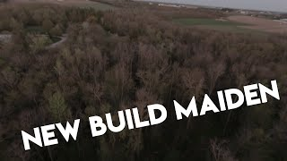 First Flight in a Month | FPV Elmira Ontario Canada RAW RIP /w KISS ImpulseRC APEX