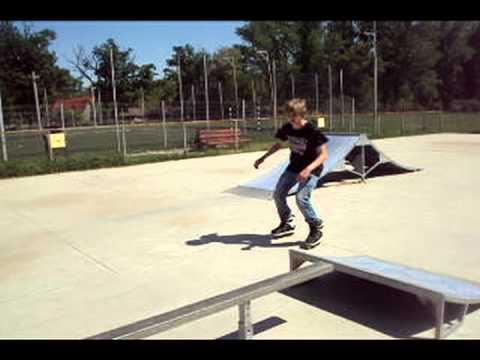 Ovi-Skatepark Alexandria Edit