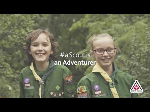 Reason #2: A Scout is… An Adventurer
