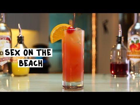 Sex on the Beach - Tipsy Bartender