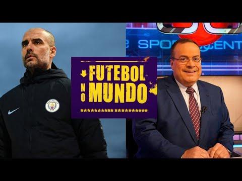 Futebol no Mundo #4: Confrontos da Liga Europa, o imparável City e papo com Paulo Soares, o Amigão!