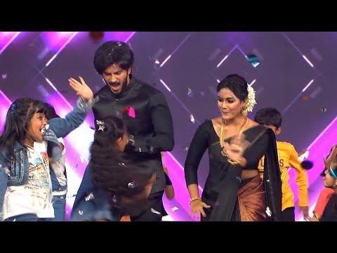 Dulquer Salman & Samyuktha Menon | Dance | Red FM Malayalam Music Awards