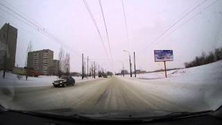 Лада гранта- Зима 2014.