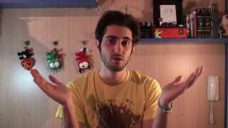 preview picture of video '[IL NERD ALPHA] NerdLog #1 - Nuove rubriche'