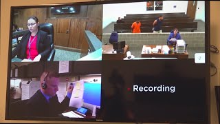 Court video: No bond for suspect charged in shooting death of Harris County deputy
