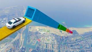 EL TUBO DEL FUTURO! - CARRERA GTA V ONLINE - GTA 5 ONLINE