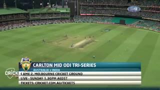 Highlights: Australia v England, SCG