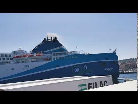 VIDEO. Conflit à La Méridionale : le Girolata quitte le port de Propriano