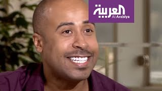 """حصريا أغنية العماني """"أنا راضي"""" على صباح العربية"""