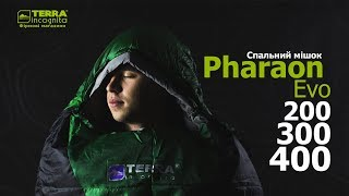 Terra Incognita Pharaon Evo 300 / right, темно-зеленый/черный - відео 1