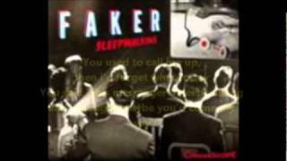 Faker - Sleepwalking with lyrics