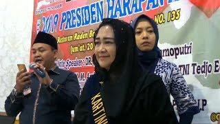 Sumringahnya Rachmawati Soekarnoputri Diberi Sebutan Sebagai 'Kartini Indonesia 2018'