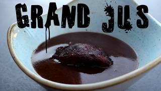 Grand  Jus, die ultimative Bratensoße passend zu jedem Gericht!