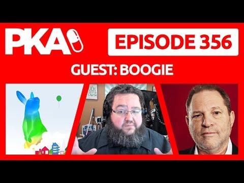 PKA 356 Boogie's Illegitimate Father, Harvey Weinstein, Szechuan Sauce