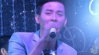 Gõ cửa trái tim (hát theo yêu cầu) - Hoài Lâm | Fancam Live - Phòng trà Tulips 23082015
