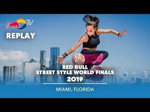 Red Bull Street Style World Final 2019