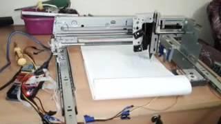 x y plotter using arduino - मुफ्त ऑनलाइन