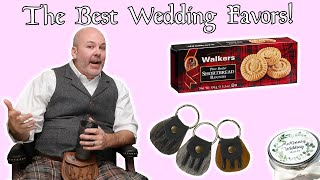 What Are The Best Celtic Wedding Favors?