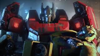 Transformers: Fall of Cybertron AMV: Human