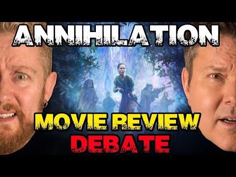 ANNIHILATION Movie Review - Film Fury