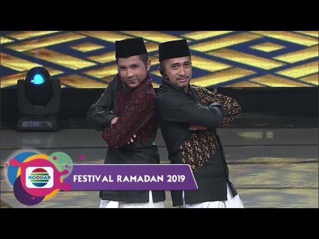 Jirayut dan Ramzi Coba Kompakan Kayak IL AL, Bisa Nggak Ya? - Festival Ramadan 2019