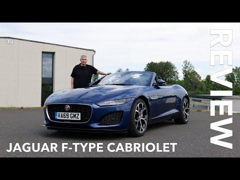 2020 Jaguar F-Type Cabriolet P300 Fahrbericht Test Review Kaufberatung Kritik Fakten Meinung