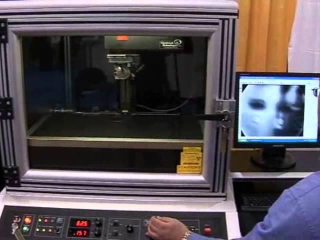 Glenbrook Technologies' JewelBox X-ray Inspection Technology.