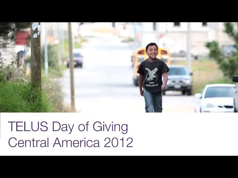 TELUS Days of Giving, C. America