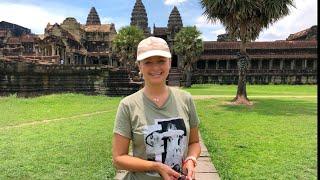 Śladami Lary Croft  - na planie Tomb Raider   * Kambodża jest MEGA