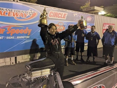 Mendy Fry Captures 2019 Heritage Points Title
